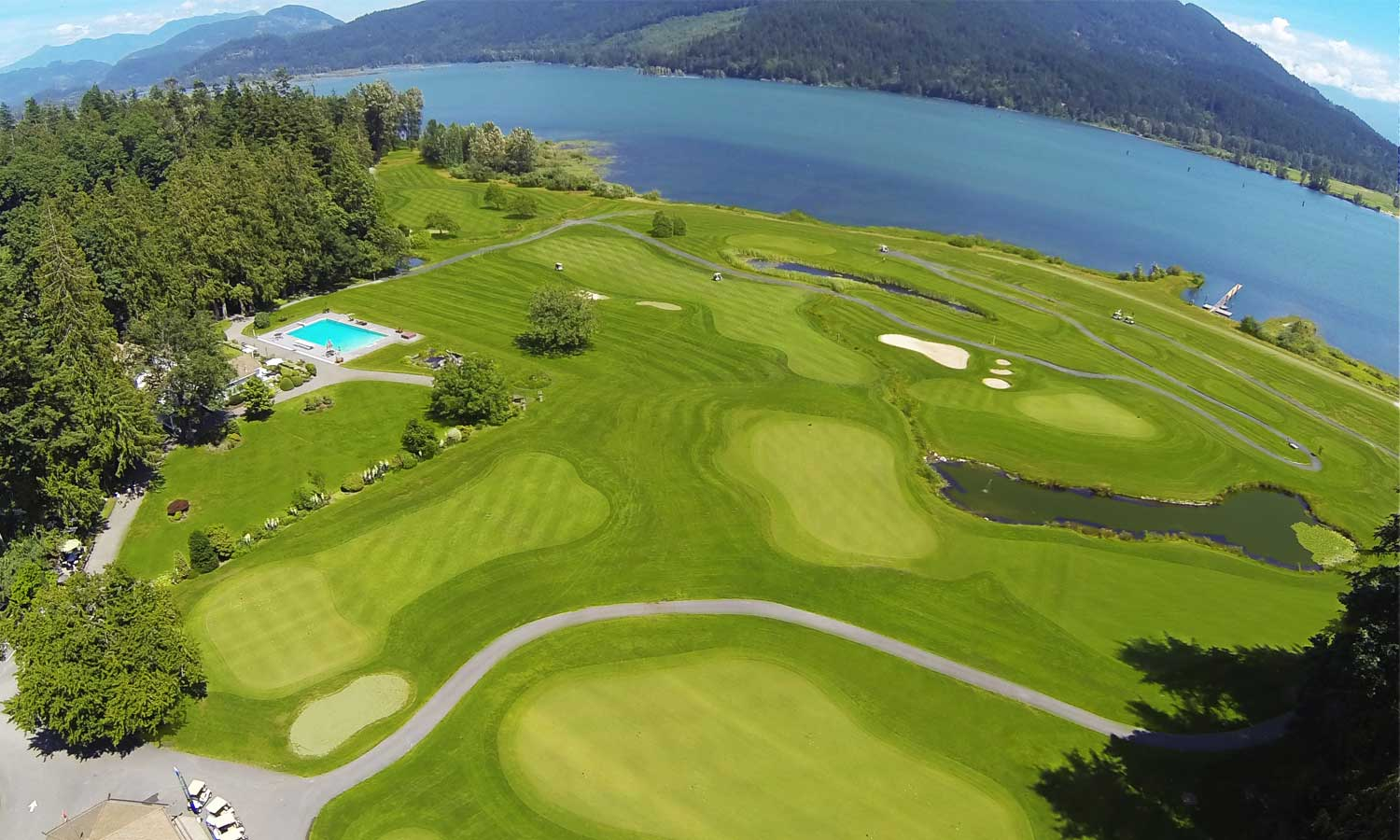 Sandpiper Golf Course | Waterfront golf course in the Lower